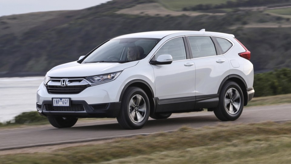 Honda undercuts rivals with sub-$30,000 CR-V