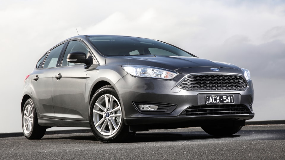 2017 Ford Focus Trend