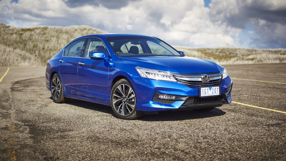 2018 Honda Accord V6L