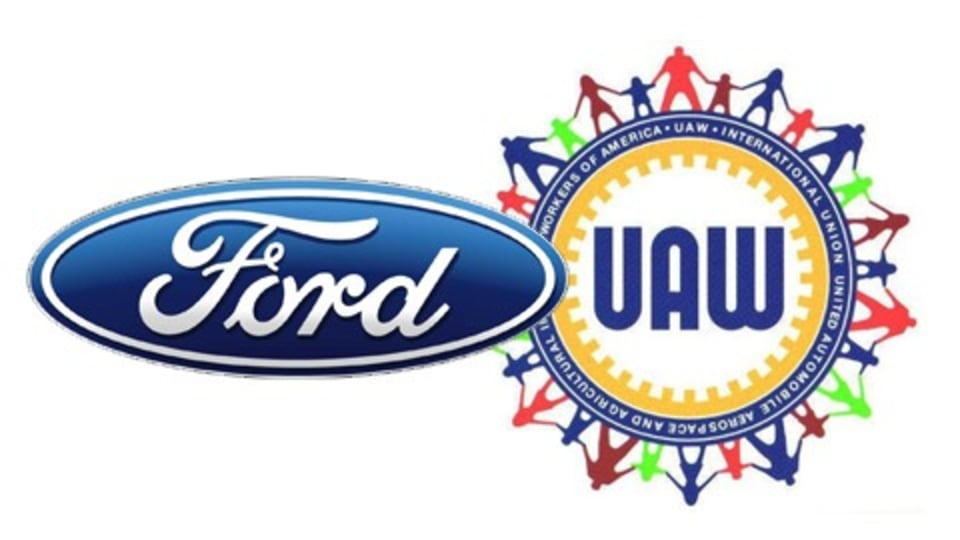 Ford US Employees Agree To Working Changes