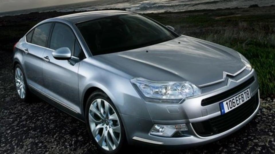 2010 Citroen C5 Gets New Engines In Europe, Australian Offerings Unclear