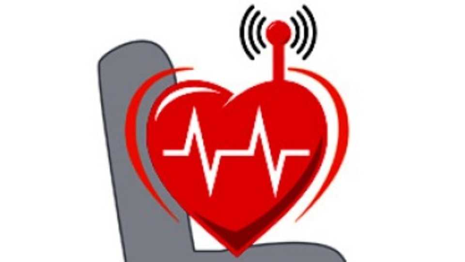 Ford's heart-monitoring system