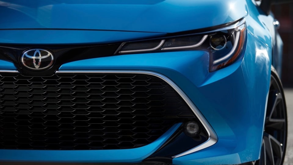 New Corolla as safe as houses