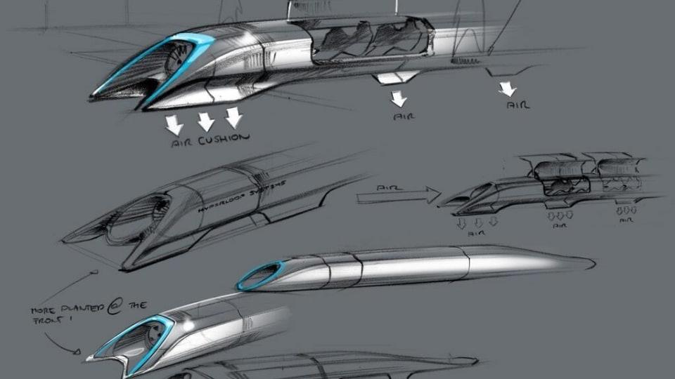 Elon Musk Teases Texas Hyperloop, Proposes Annual Student Pod Race