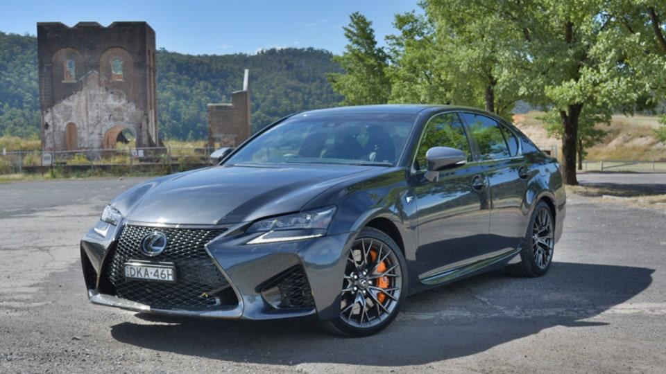 2017 Lexus GS F Review – The Forgotten Sports Sedan
