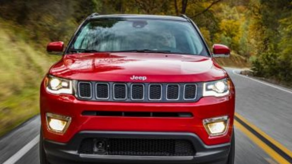 Jeep all-new Compass compact SUV has lost its sibling