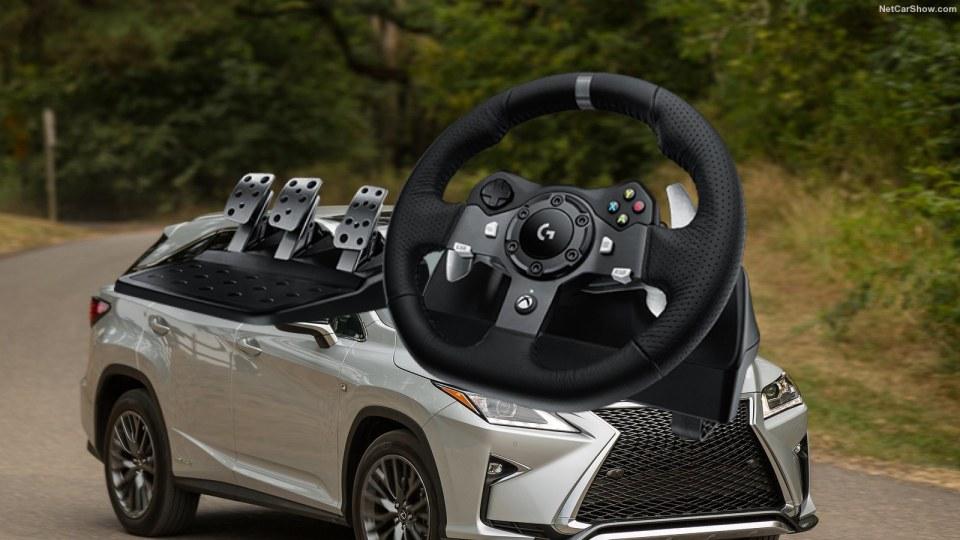 Apple's Autonomous Driving Program, Courtesy Of Video Games