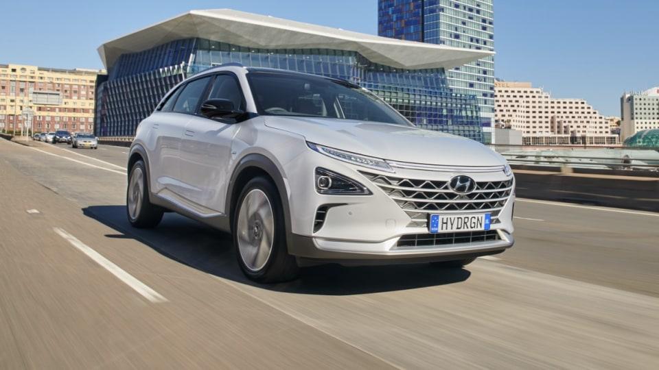 Hyundai commits $9 billion to hydrogen