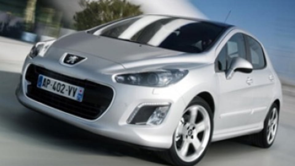 New look for Peugeot's Golf rival