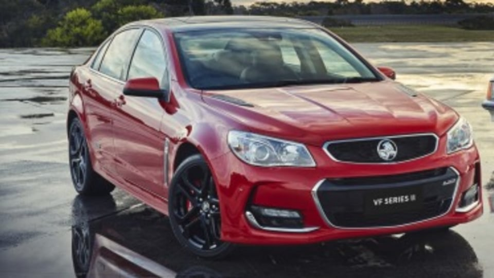 Holden saves the best for last