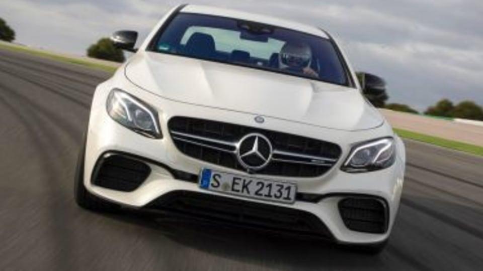 2017 Mercedes-AMG E63 prices revealed