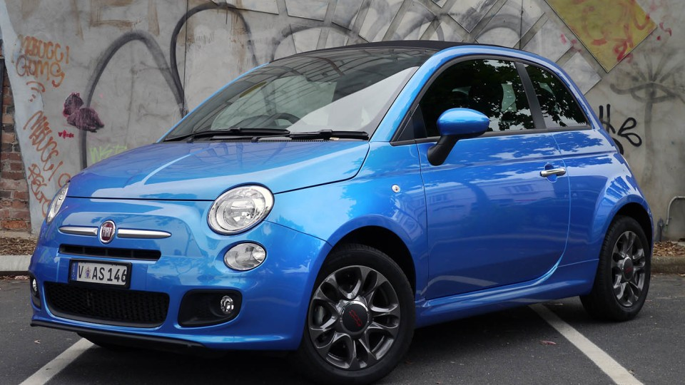 2014 Fiat 500S Cabriolet Review