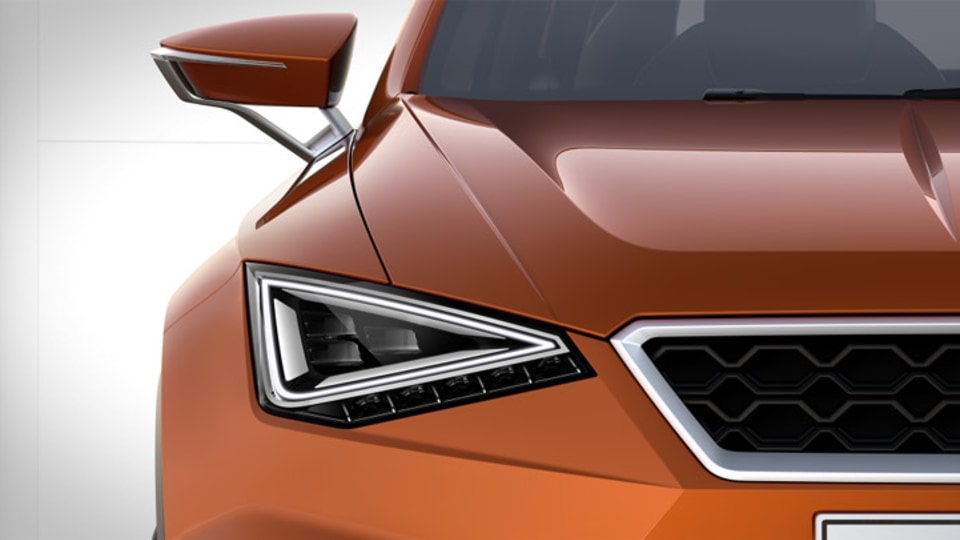 Seat Teases New SUV Concept Ahead Of Geneva Debut