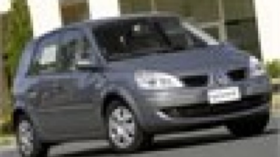 Renault Scenic Expression DCI