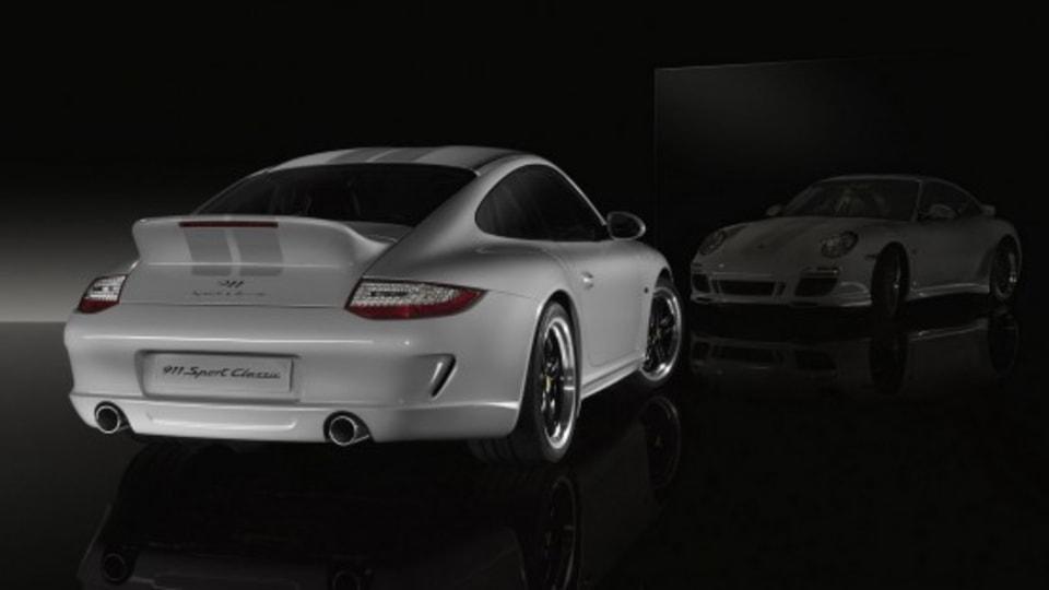 2010 Porsche 911 Sport Classic: Video, More Photos Released Ahead Of Frankfurt Debut