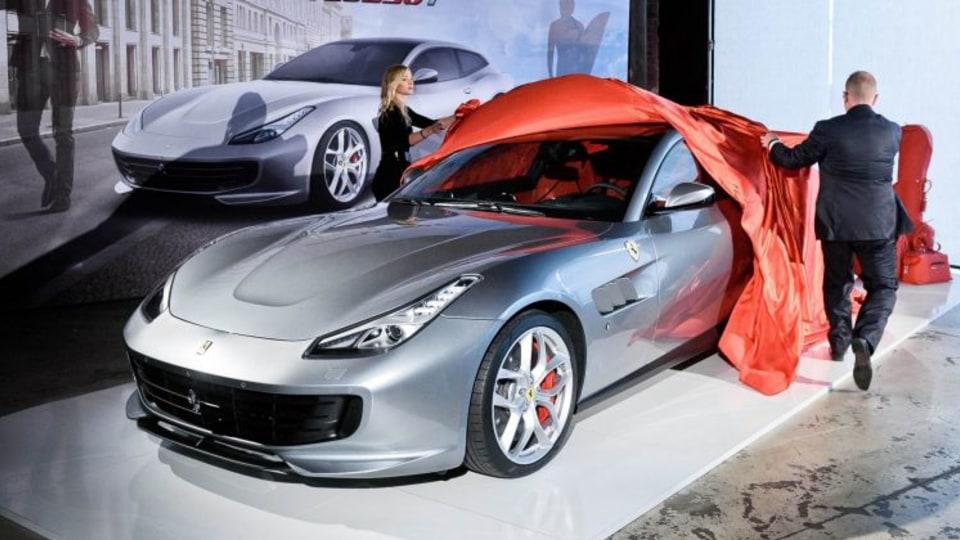 2017 Ferrari GTC4 Lusso T.