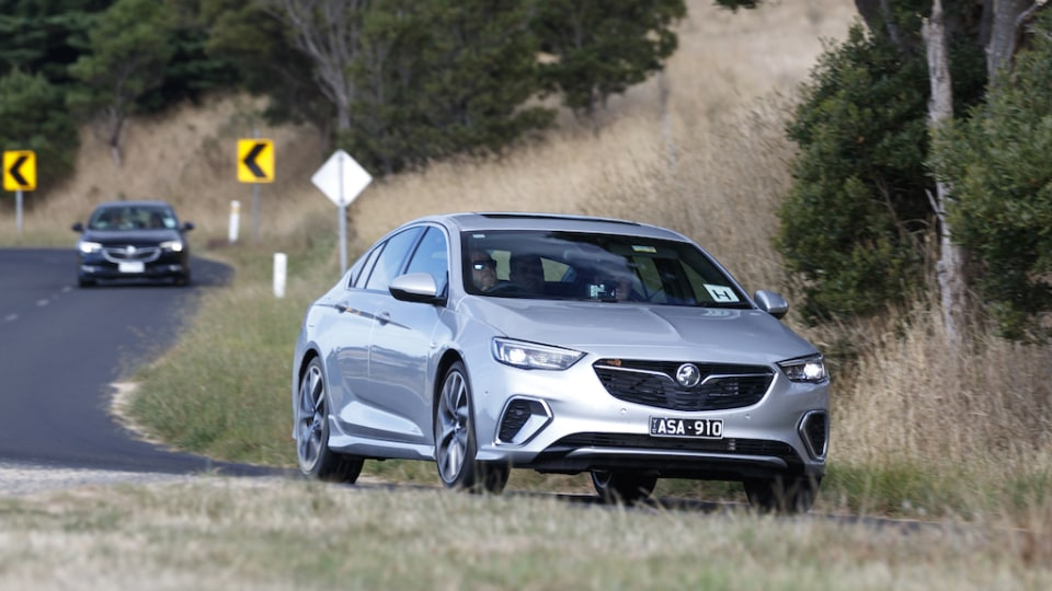 2018 Holden Commodore First Drive