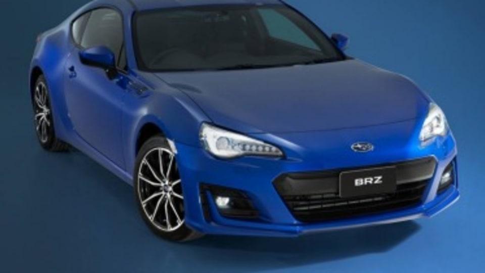 Subaru BRZ future unclear