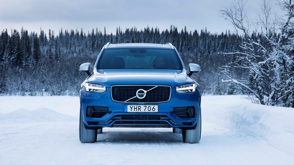Volvo considering hydrogen power