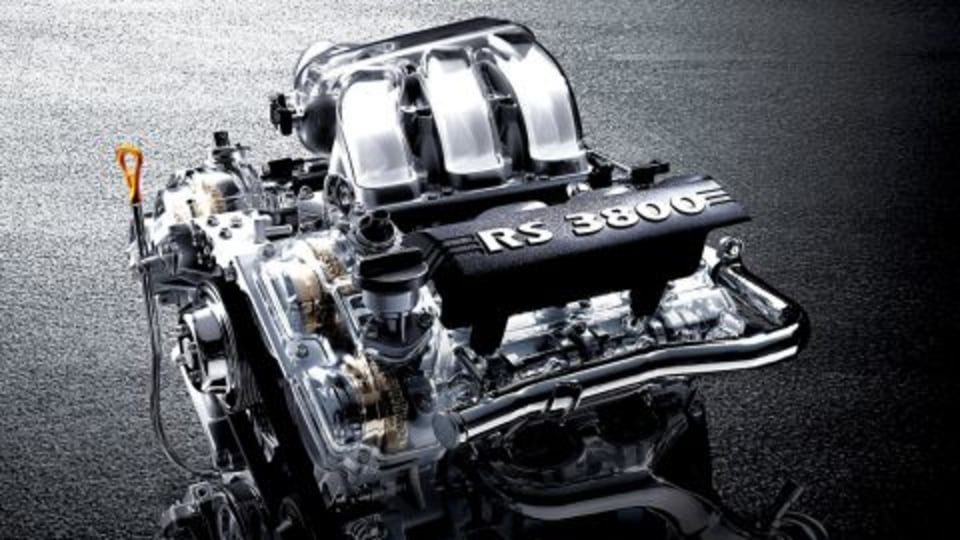 Hyundai Genesis Coupe To Receive New Lambda RS V6 Engine