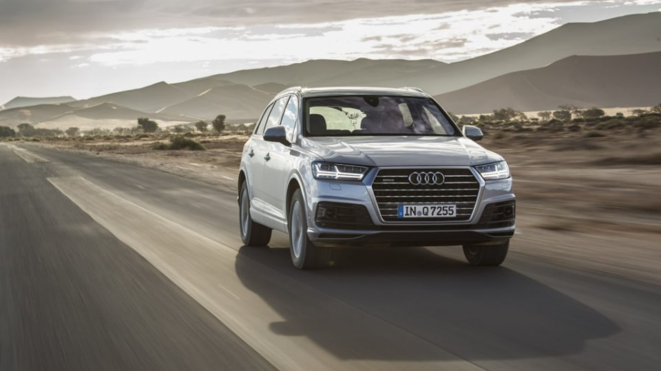 Audi is set to expand its range of high-performance RS models, including a version of its new Q7 SUV