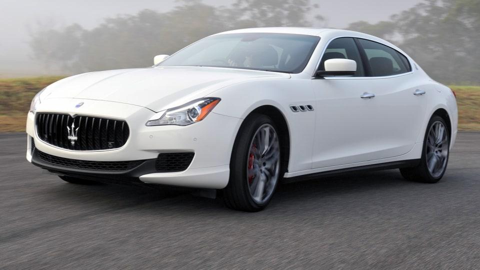 Maserati Quattroporte And Ghibli Recalled For Rod Readjustment