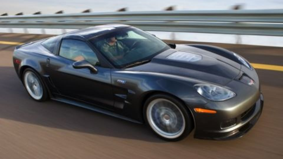 Godzilla be warned: Corvette ZR1 rips through 'Ring in 7:26