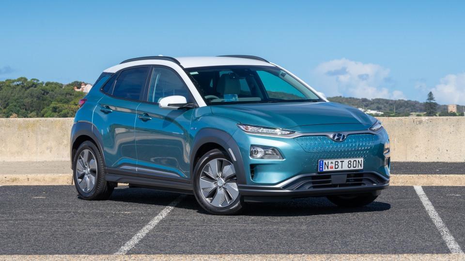 Hyundai Kona electric 2019 Wagon Review