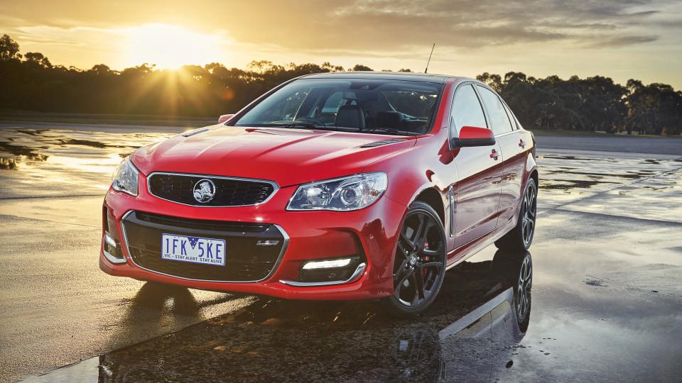 Holden's Last Commodore Isn't All-Australian