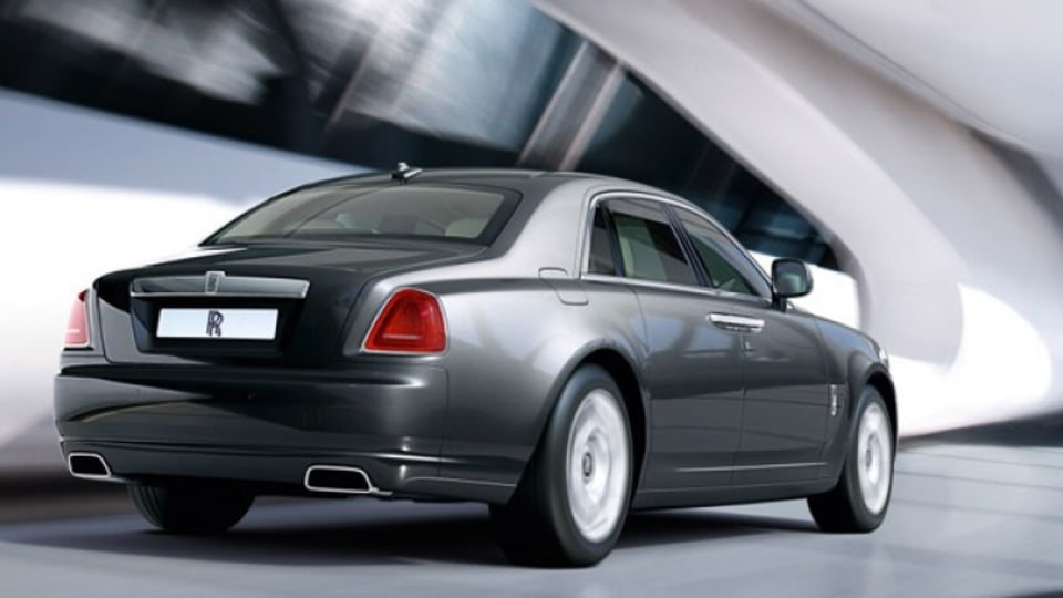 2009 Rolls-Royce Ghost