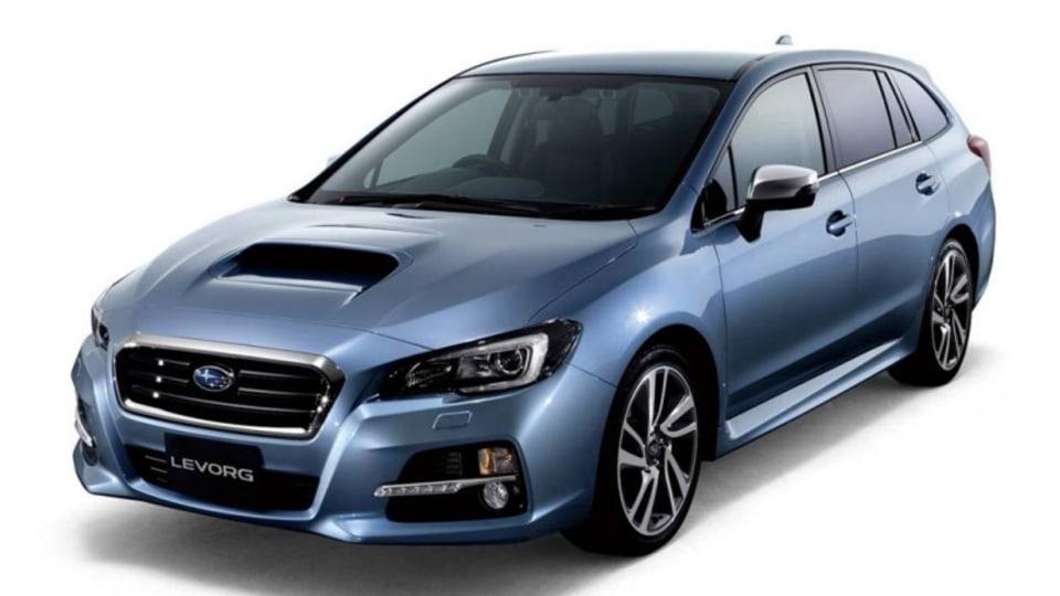 Subaru Levorg.