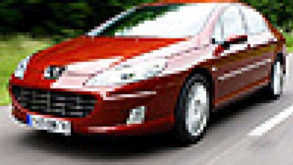 Peugeot 407 ST HDi sedan