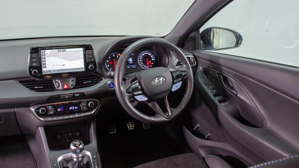 Hyundai i30 N.