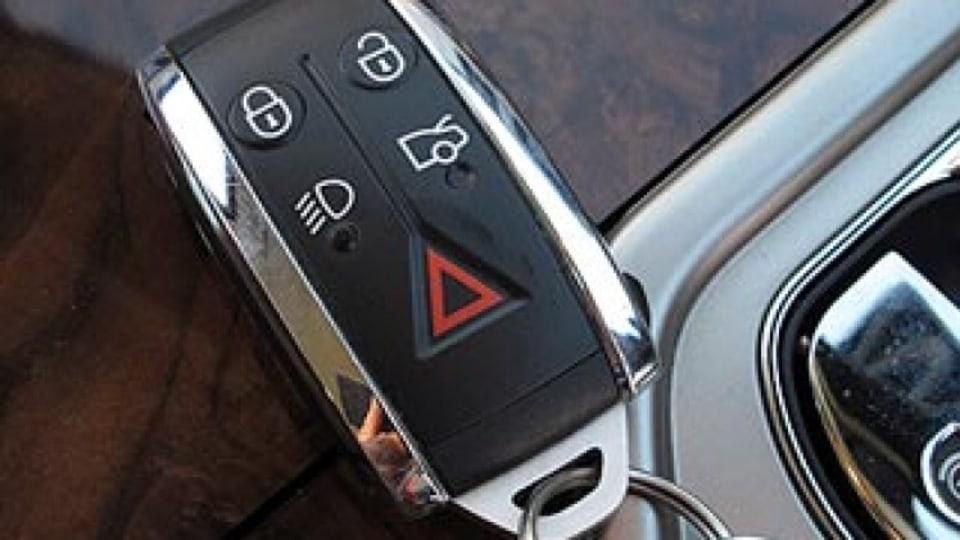 High-tech thieves break in wirelessly