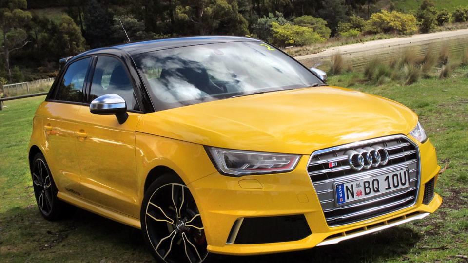 Audi S1 Sportback Review: 2.0 litre Quattro TFSI