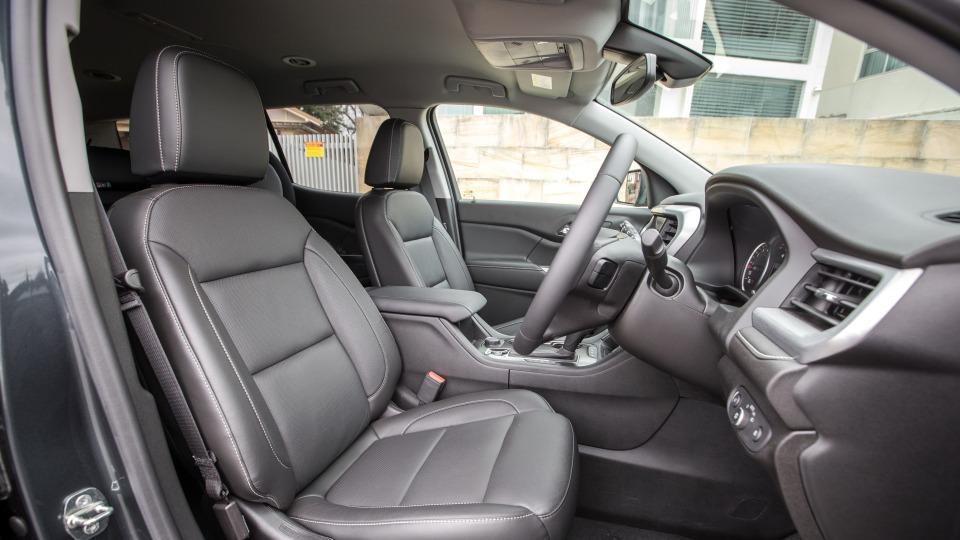 2019 Holden Acadia LTZ 2WD review-0