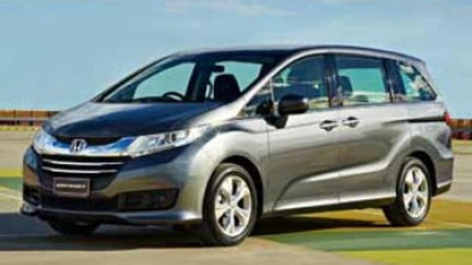 Honda Odyssey VTi