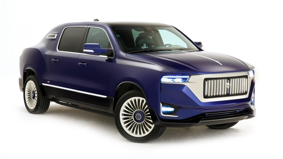 Ram 1500 pick-up gets the Rolls-Royce treatment