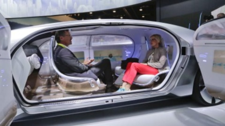 Mercedes: We need to talk about self-driving cars