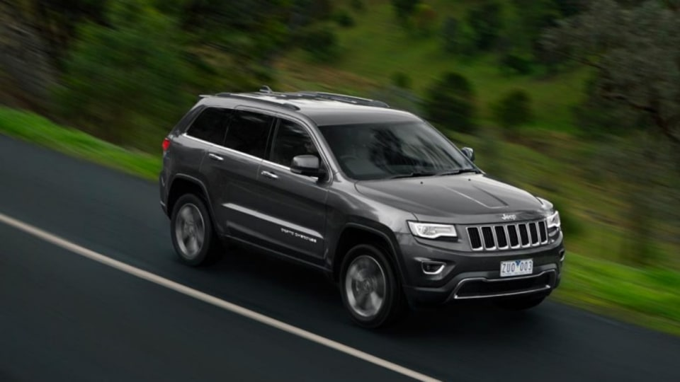 Jeep Grand Cherokee Limited.