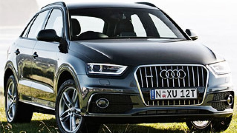 New car review: Audi Q3 2.0 TDI