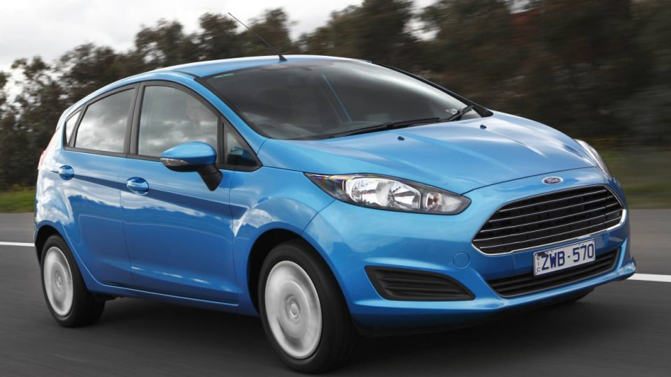 2013 Ford Fiesta Range Adds Emergency Assistance For Australia