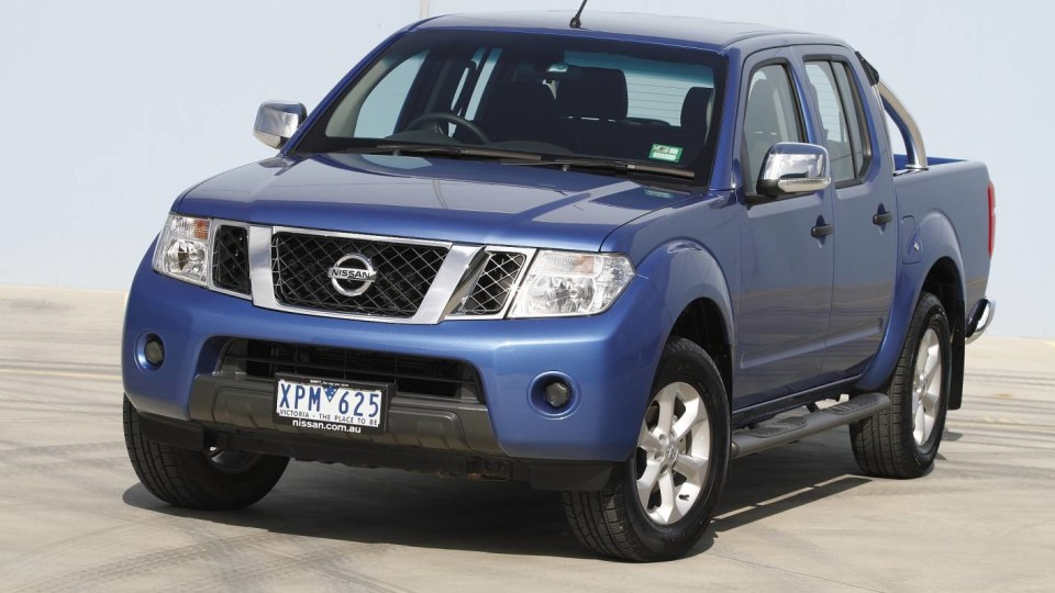 2010 Nissan Navara ST-X Now Available With Upgraded 2.5 Litre Diesel