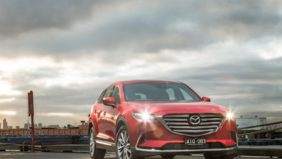 Mazda has given its seven-seat CX-9 a complete overhaul.