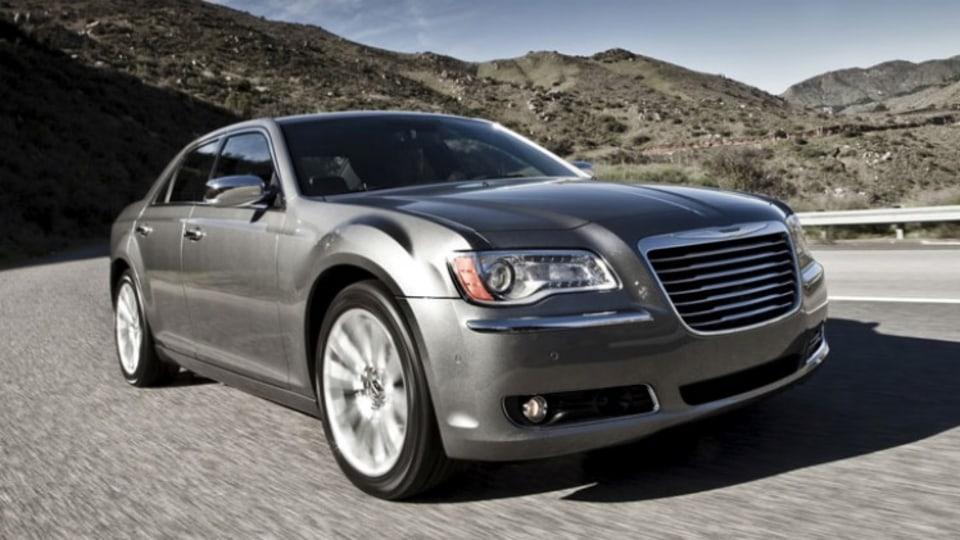 Chrysler's next generation 300C.