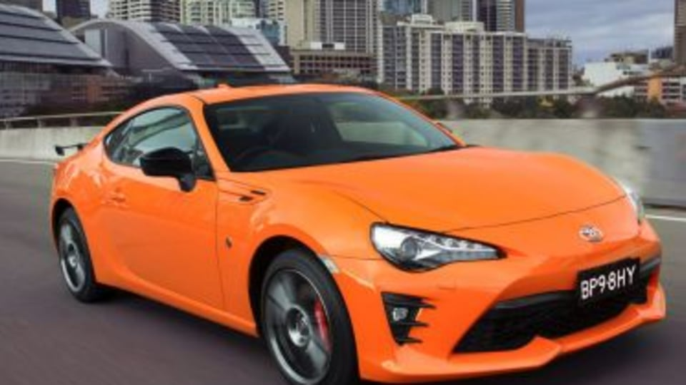 Limited edition Toyota 86 revealed
