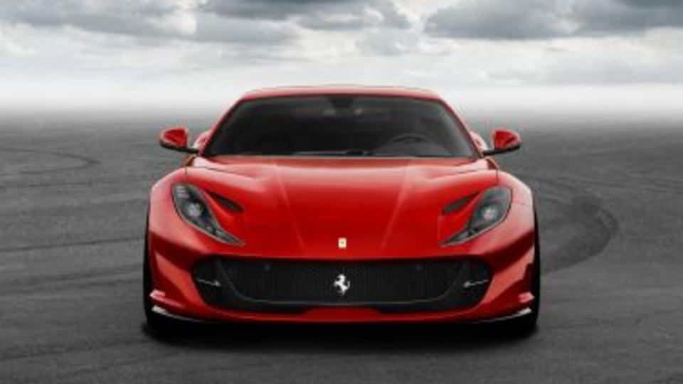 Meet Ferrari's Dr No