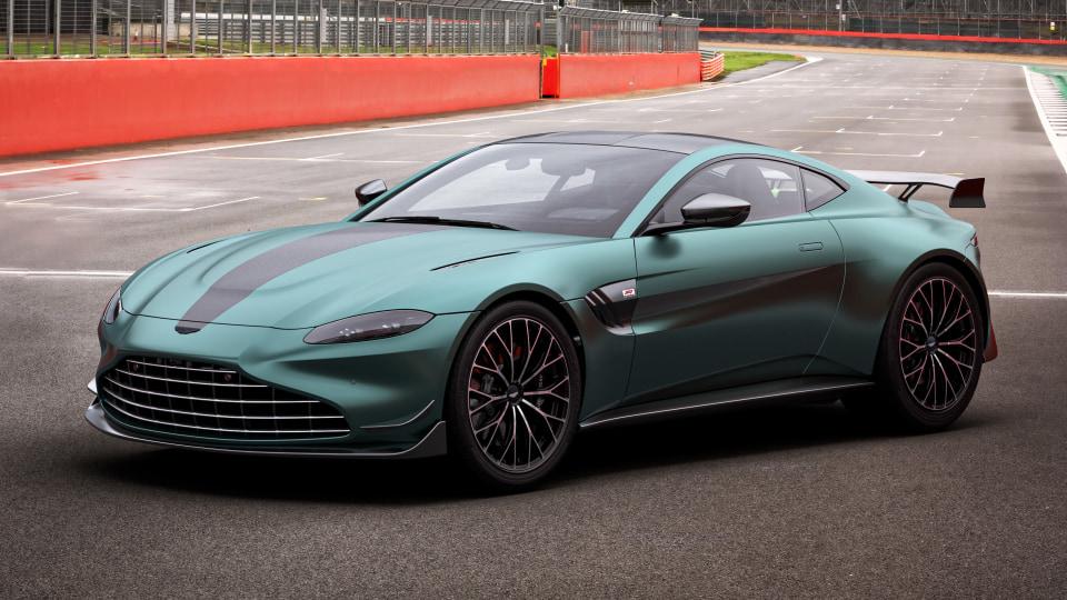2021 Aston Martin Vantage F1 Edition unveiled, Australian arrival confirmed