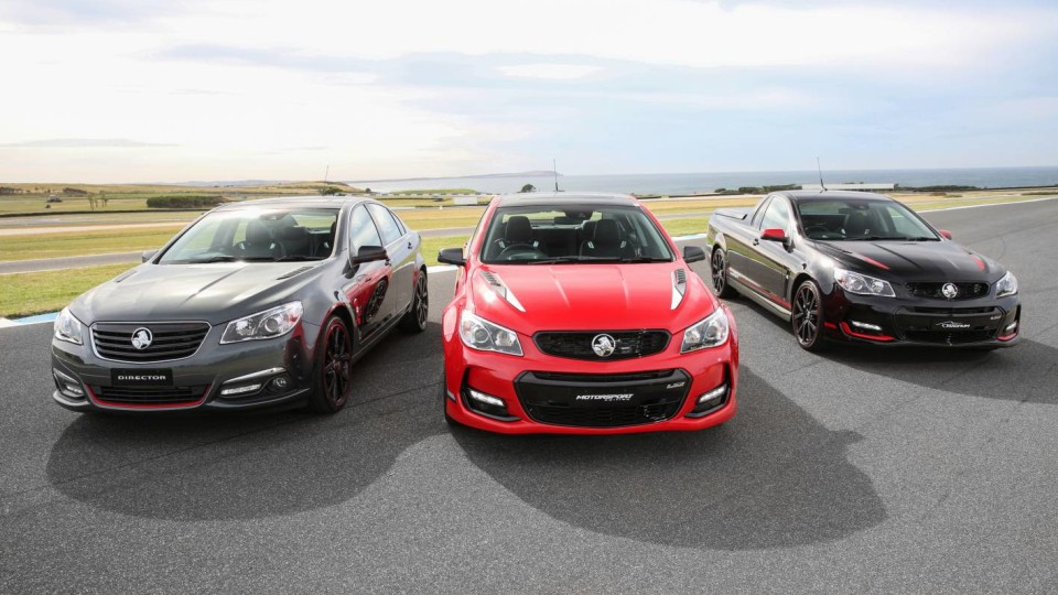 Holden Announces Last-Of-The-Line Special Edition Aussie Commodores