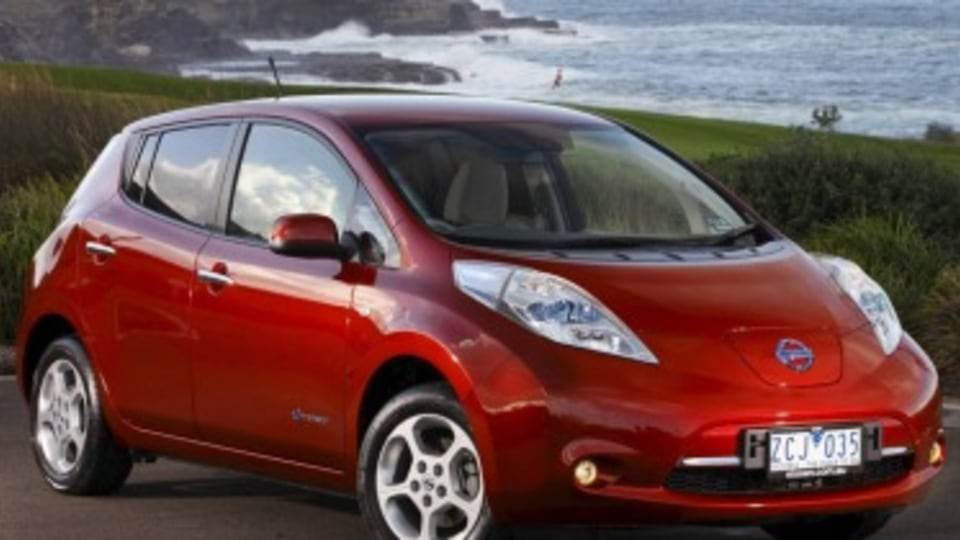Nissan: We're committed to electric cars